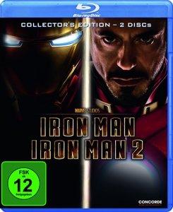 Iron Man & Iron Man 2