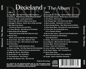 Dixiland - The Album