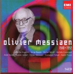 Messiaen-100th Anniversary Box