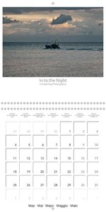 Hastings, St Leonards-on-Sea and Bexhill (Wall Calendar 2015 300
