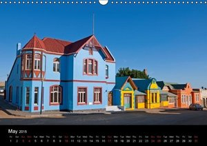 Namibia Highlights / UK-Version (Wall Calendar 2015 DIN A3 Lands