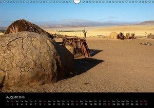 Namibia Highlights / UK-Version (Wall Calendar 2015 DIN A3 Lands