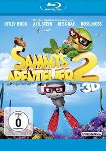 Sammys Abenteuer 2 3D