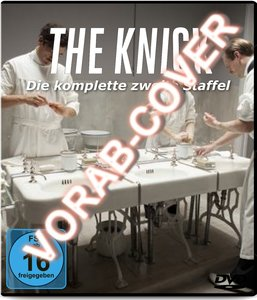 The Knick - Die komplette 2. Staffel