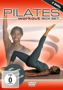 Pilates Workout-Boxset