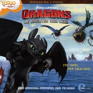 Dragons - Die Wächter von Berk 02. Die Insel der Drachen