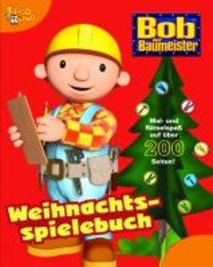 Bob der Baumeister Weihnachtsspielebuch