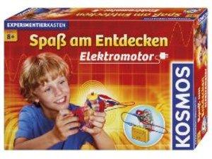 Kosmos 661038 - Spaß am Entdecken - Elektromotor