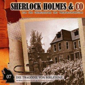 Sherlock Holmes und Co. 07. Das Geheimnis von Birlstone 1