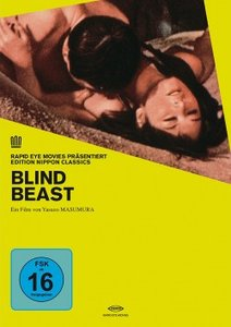 Blind Beast (OmU) (Edition Nip