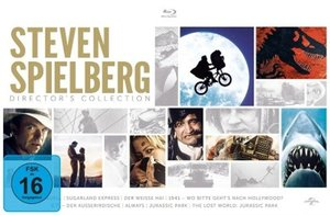 Steven Spielberg Directors Collection