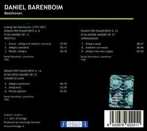 Barenboim spielt Beethoven