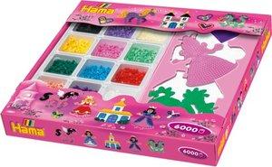 HAMA Super Geschenkset pink 6.000 Stück