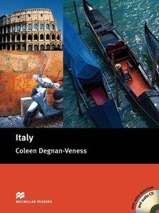 Italy. Landeskundliche Lektüre mit Fotos und 2 Audio-CDs