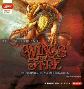 Wings of Fire - Teil 1: Die Prophezeiung der Drachen
