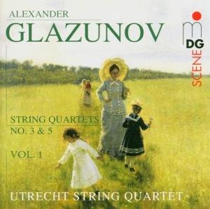 Sämtliche Streichquartette Vol.1