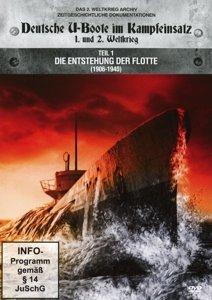 Deutsche U-Boote Im Kampfeinsatz 1906-1940