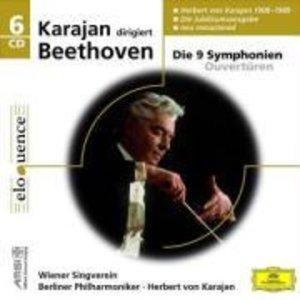 Sinfonien Nr. 1 - 9 / Ouvertüren