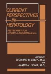 Current Perspectives in Hepatology