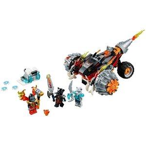 Lego 70222 - Legends of Chima: Tormaks Schattenwerfer