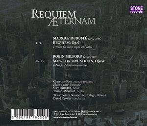Requiem/Mass for five voices