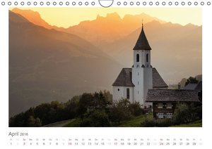 Montafon (Wandkalender 2016 DIN A4 quer)