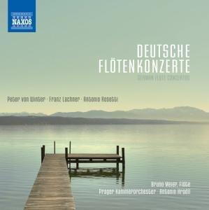 Deutsche Flötenkonzerte