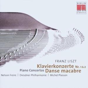 Klavierkonzerte 1 &2/Totentanz