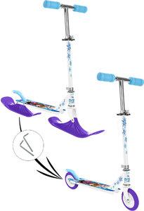 Disney FROZEN - Die Eiskönigin 2in1 Scooter und Schneegleiter