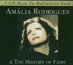 The History Of Fado-Definitive Gold