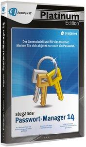 Avanquest: Steganos Passwort-Manager 14 - Platinum Edition