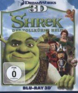 Shrek - Der tollkühne Held 3D