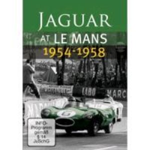 Jaguar At le mans