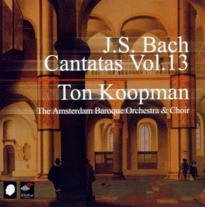 Complete Bach Cantatas Vol.13