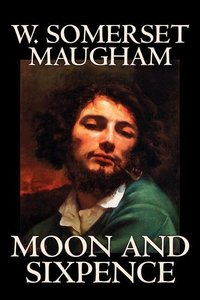 Moon and Sixpence by W. Somerset Maugham, Fiction, Classics