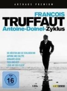 Francois Truffaut: Antoine-Doinel-Zyklus. Arthaus Premium