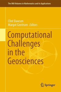 Computational Challenges in the Geosciences