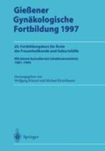 Gießener Gynäkologische Fortbildung 1997