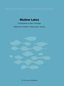 Shallow Lakes Contributions to their Limnology