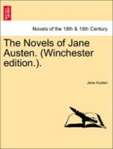 The Novels of Jane Austen. (Winchester edition.). Volume II