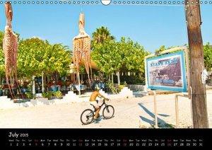 Lefkada (Wall Calendar 2015 DIN A3 Landscape)