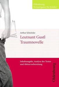 Arthur Schnitzler, Leutnant Gustl/Traumnovelle (Textnavigator)
