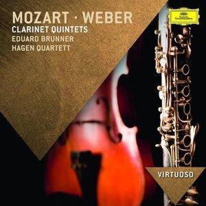 Mozart/Weber: Klarinettenquintette