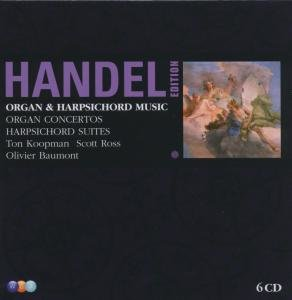 Vol.10 Organ & Harpsichord Music