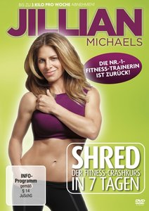 Jillian Michaels-Shred Fitness-Crashkurs In 7 Tage