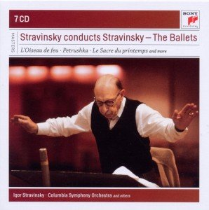 Stravinsky conducts Stravinsky - The Ballets