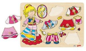 Anziehpuzzle Prinzessin