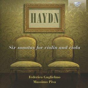 Six Sonatas For Violin And Viola