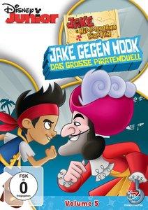 Jake und die Nimmerland Piraten - Jake gegen Hook - Das grosse P