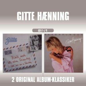 Gitte Haenning-2 in 1 (Bleib' noch bis zum Sonntag